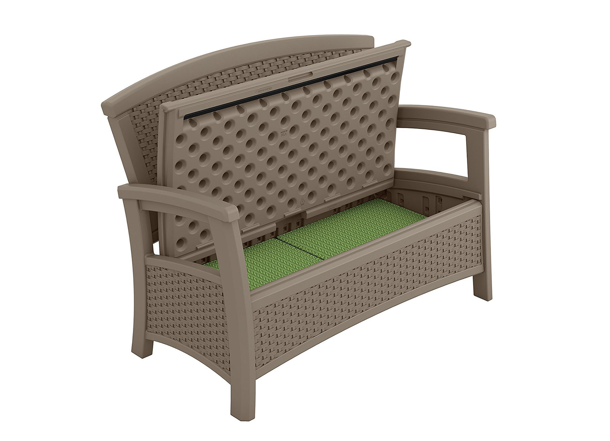 This Affordable Outdoor Storage Bench Will Instantly Declutter Your Backyard for Good