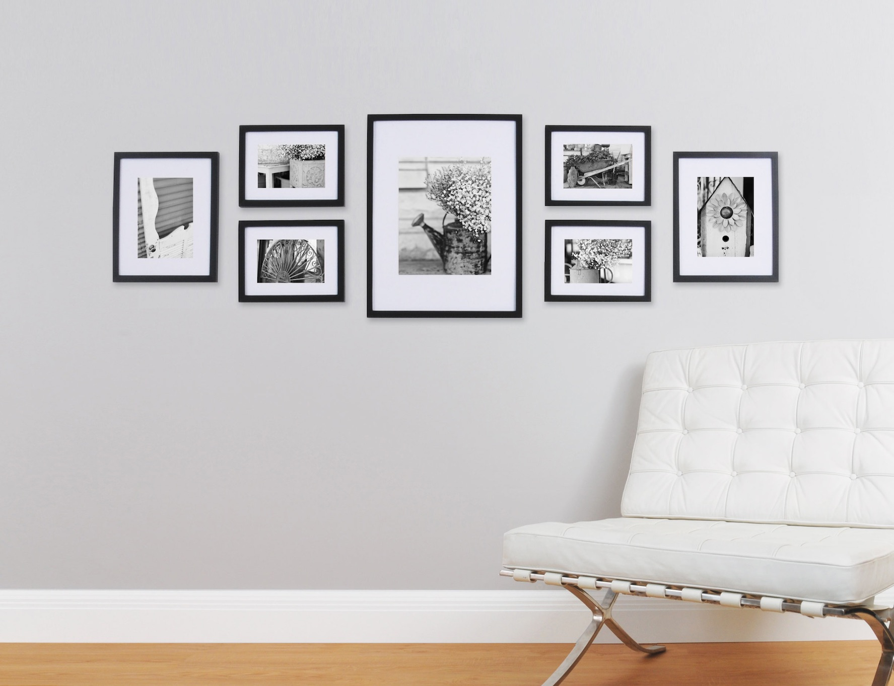 Set of Gallery Wall Frames