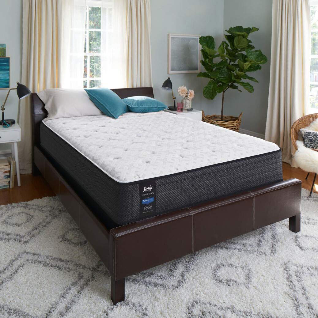 Sealy Response Performance 13-Inch Cushion Firm Eurotop Mattress