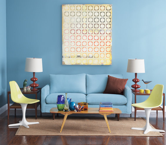 40 Living Room Decorating Ideas | Real Simple