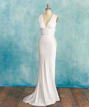 If You&-39-re Tall - Choose the Perfect Wedding Dress for Your Body ...