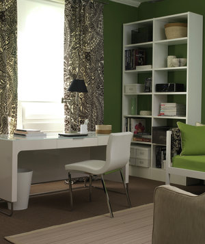 Stupendous 17 Surprising Home Office Ideas Real Simple Largest Home Design Picture Inspirations Pitcheantrous