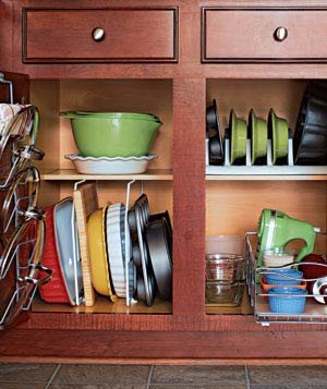 Group Similar Objects | 24 Smart Organizing Ideas for Your Kitchen ...