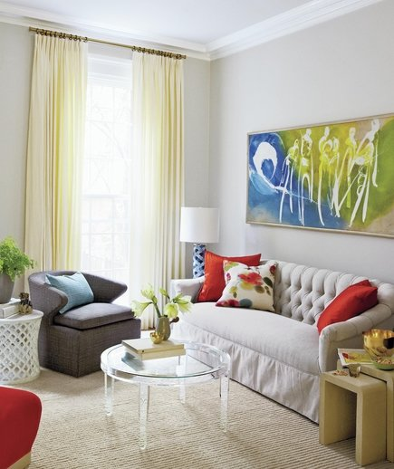 On Seating, Shapes, And Spatial Relations | Feng Shui Decorating