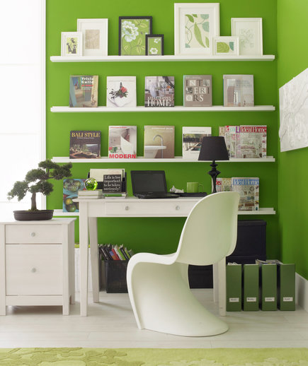 Peachy The Great Wall 17 Surprising Home Office Ideas Real Simple Largest Home Design Picture Inspirations Pitcheantrous