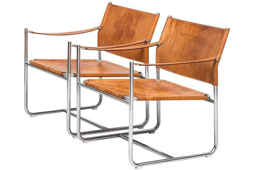 Karin Mobring Amiral Easy Chairs