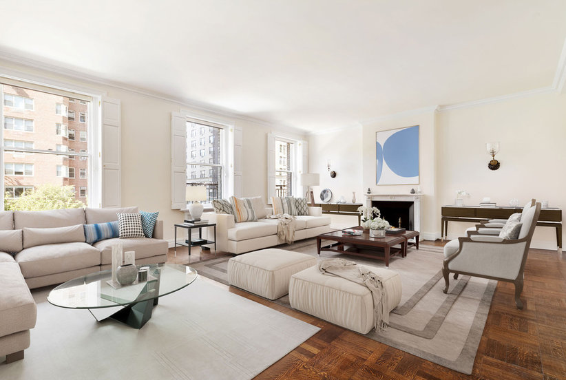 Katie Couric Apartment