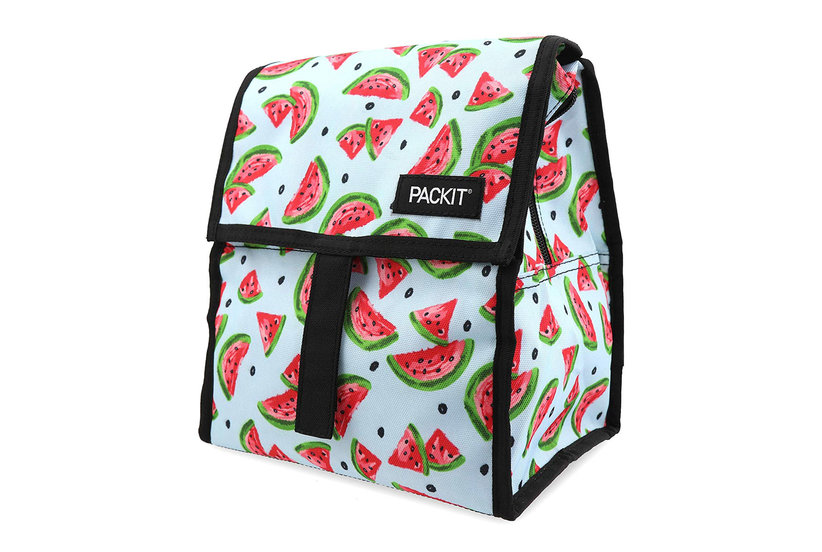 PackIt Freezable Lunch Bag with Zip Closure