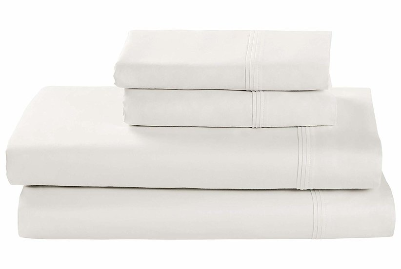 Stone & Beam HygroCotton Sateen Bed Sheet Set