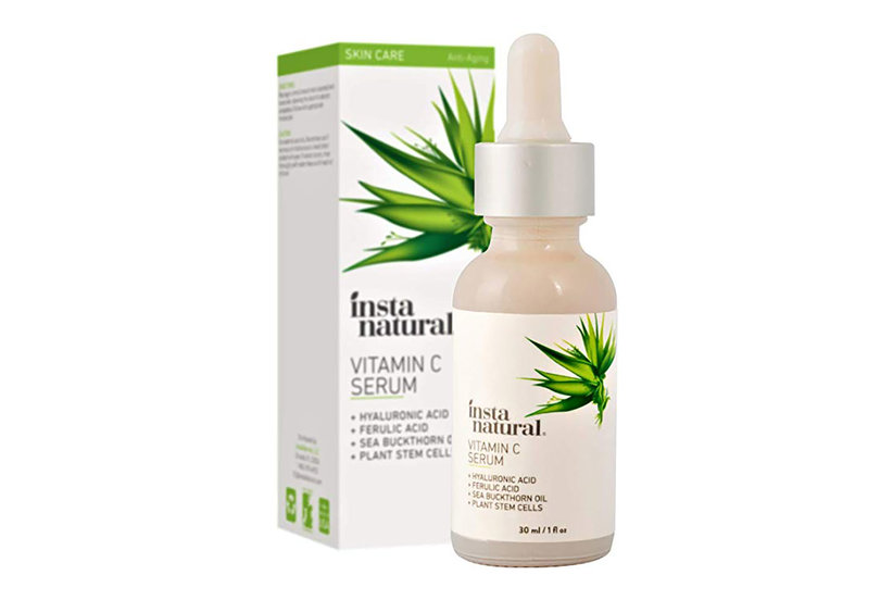 InstaNatural Vitamin C Serum - Embed