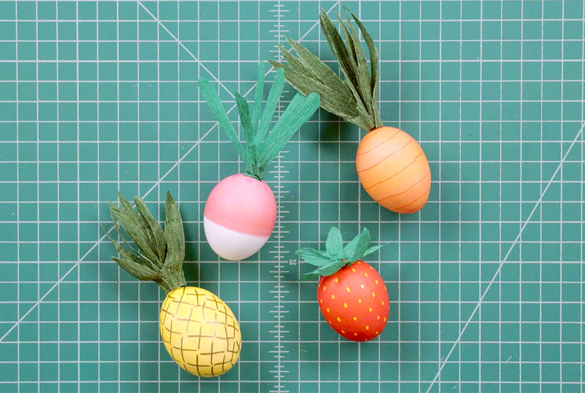 Video Cute Easter Eggs That Look Like Your Favorite