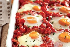 Shirred Eggs Recipe | Real Simple