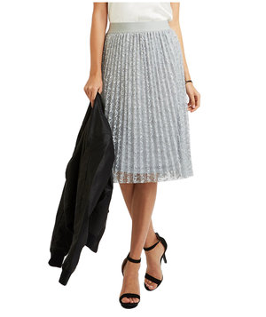 lace-pleated-skirt