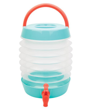 collapsible-drink-dispenser