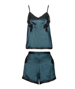 topshop-lace-embroidered-pyjama-cami-shorts