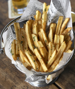 french-fries-herbs