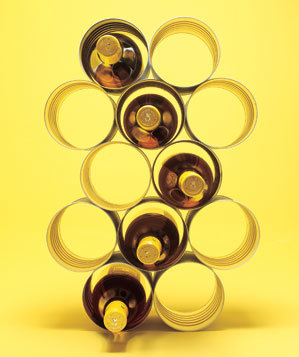 coffee-cans-wine-rack