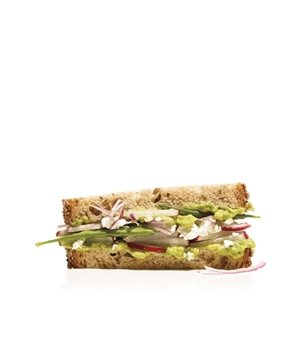 avocado-radish-snow-peas-sandwich