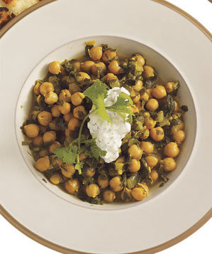 chickpea-spinach-curry