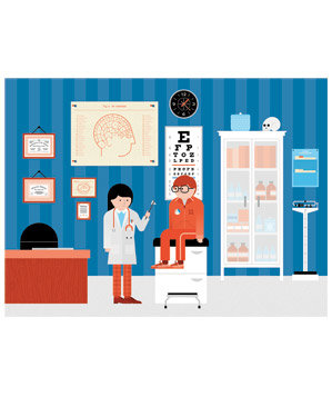 illustration-of-doctors-office
