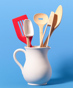 pitcher-as-kitchen-utensil-holder