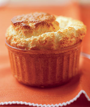 Easy recipe for cheese souffle