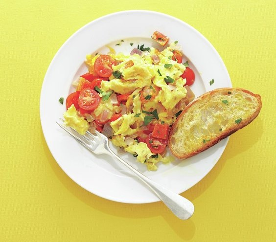 15 Healthy Egg Recipes | Real Simple