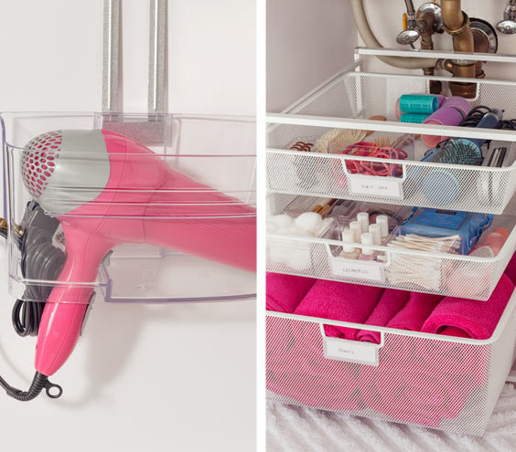 Organize Cosmetics  amp  Toiletries  The Tricks. Organize Cosmetics  amp amp  Toiletries  The Tricks   Easy Under the