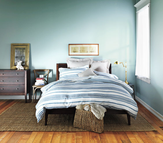 5 decorating ideas for bedrooms | real simple