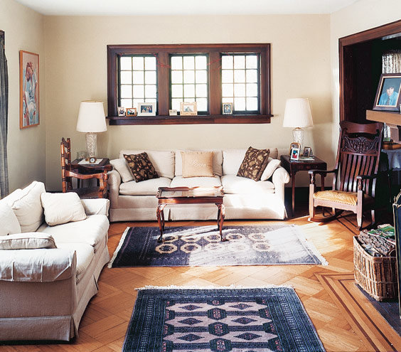 Website To Find Roommates: 14 Living-Room And Dining-Room Makeovers - Real