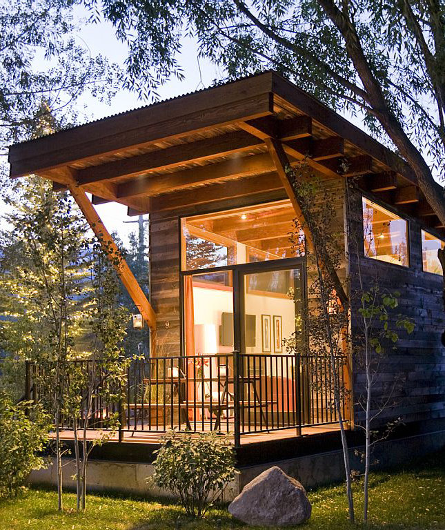 Surprising 10 Tiny Houses You Can Rent Or Even Buy Real Simple Largest Home Design Picture Inspirations Pitcheantrous