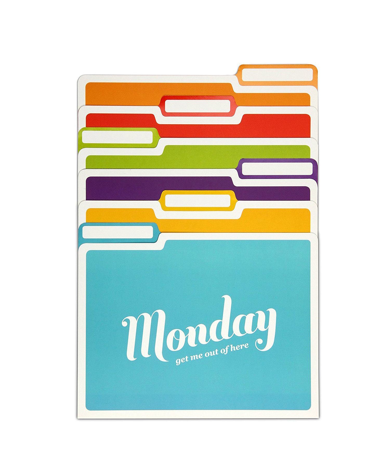Days of the Week File Folders | 11 Fun Days of the Week Gift Sets ...