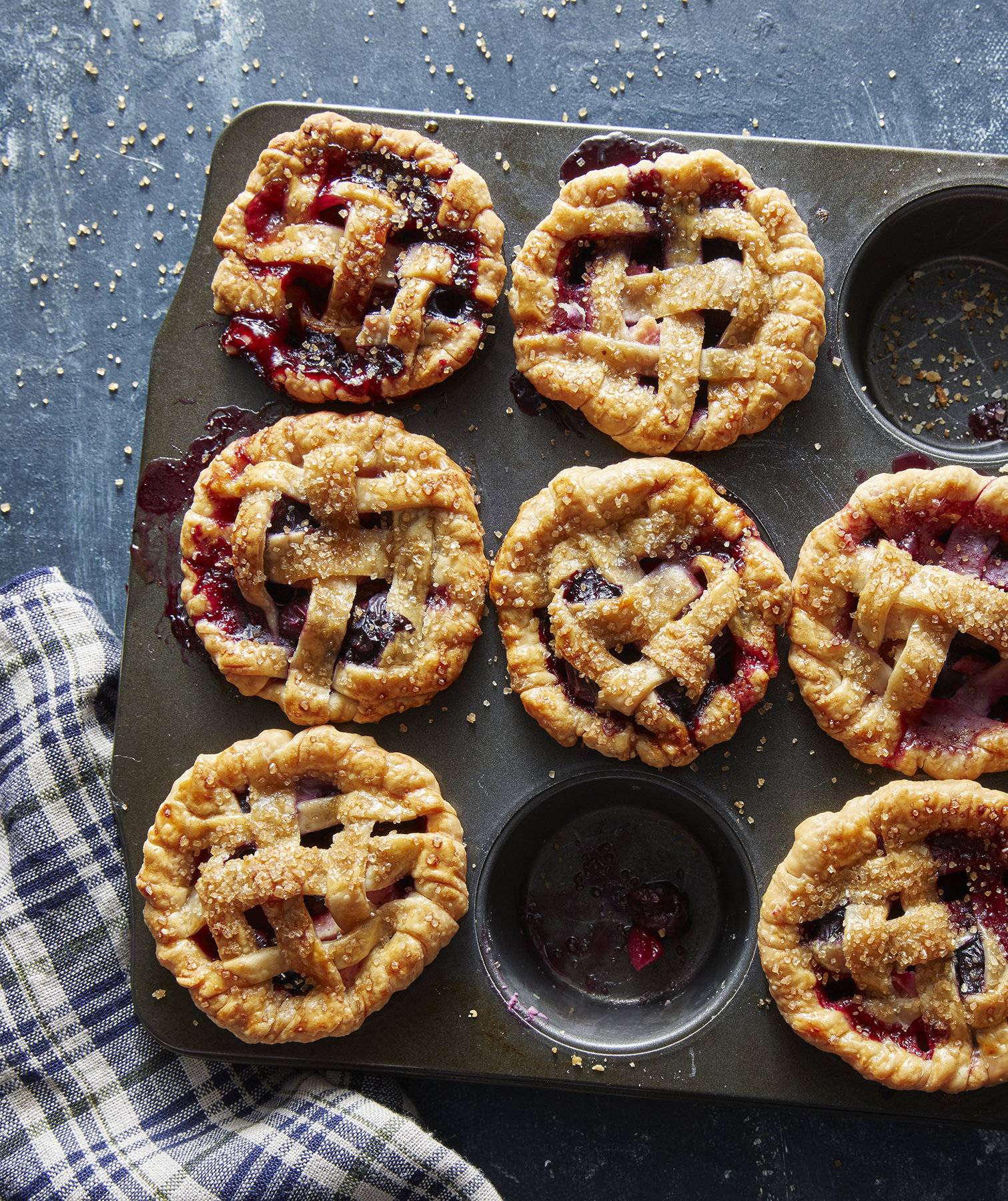 pear-blueberry-mini-pies