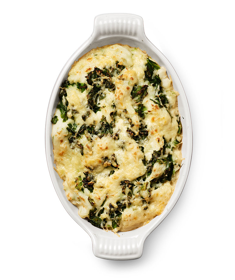 greens-potato-bake