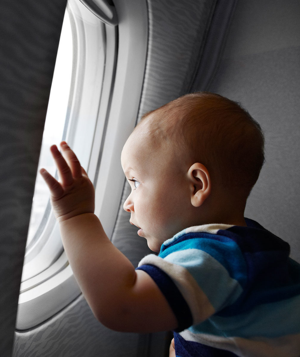 baby-on-plane
