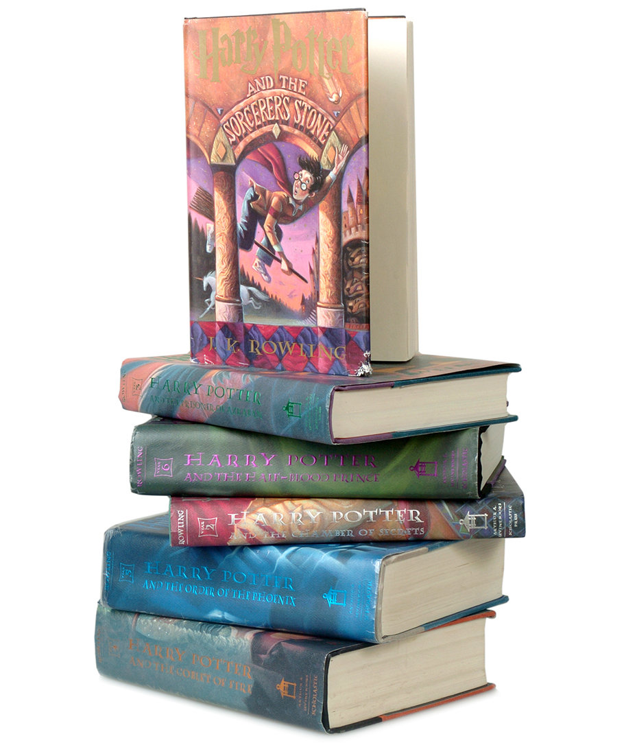 stack-harry-potter-books