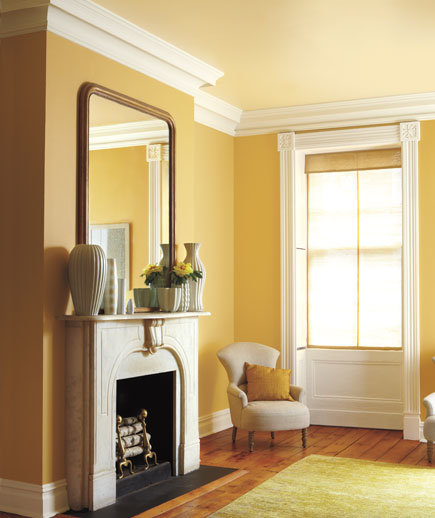 Colour Combination For Drawing Room Walls. Good Colour Scheme For ...