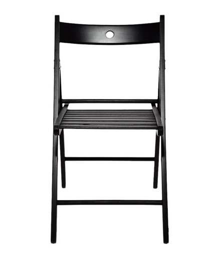 Folding chairs ikea white chairs model for Wooden folding table ikea