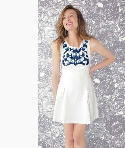 The Beaded A-Line  7 Cute Summer Dresses  Real Simple